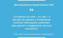 Participe do Benchmarking de Capital Humano 2016!